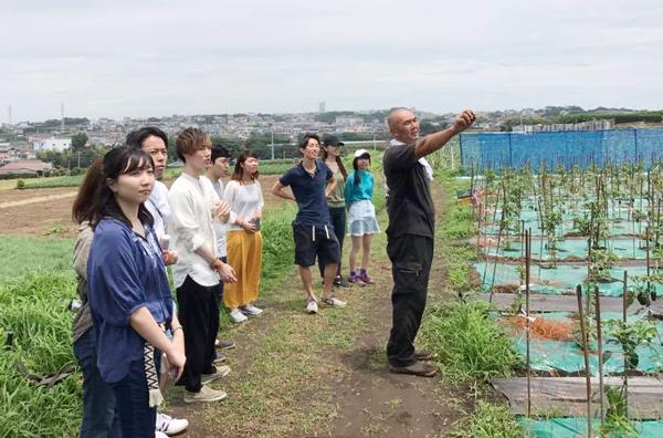 丸徳農産農業体験